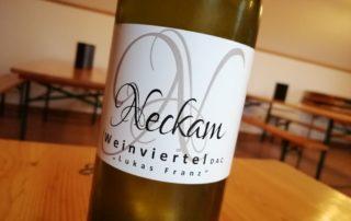 Weinbaubetrieb Neckam in Frättingsdorf